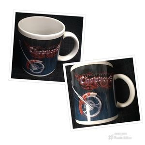 ORANGE COUNTY CHOPPERS COFFEE MUG CUP OCC CYCLE